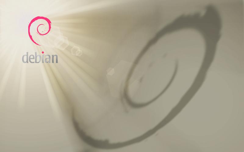 Установка Debian на VPS