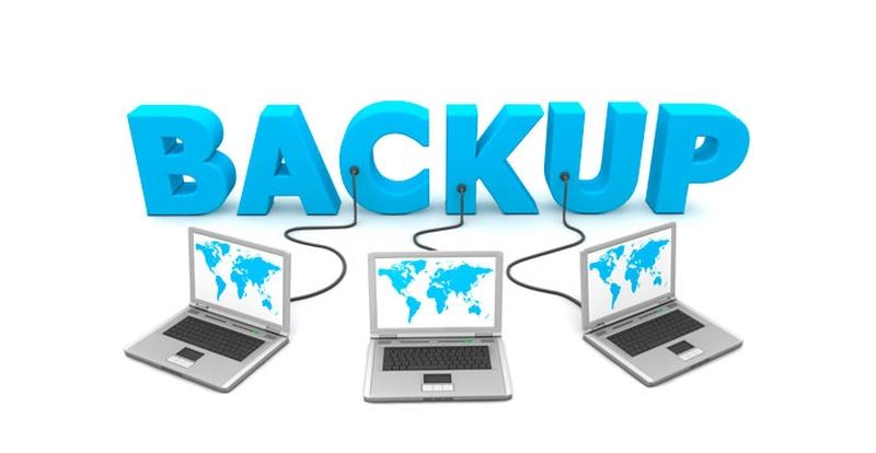 Backup сервера