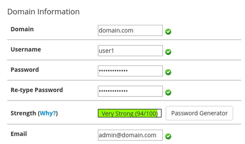 Загрузка сайта на VPS через cPanel