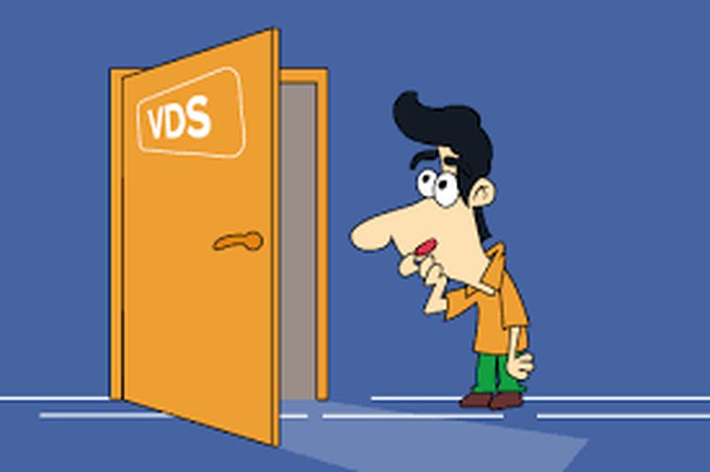 Создание VPS VDS