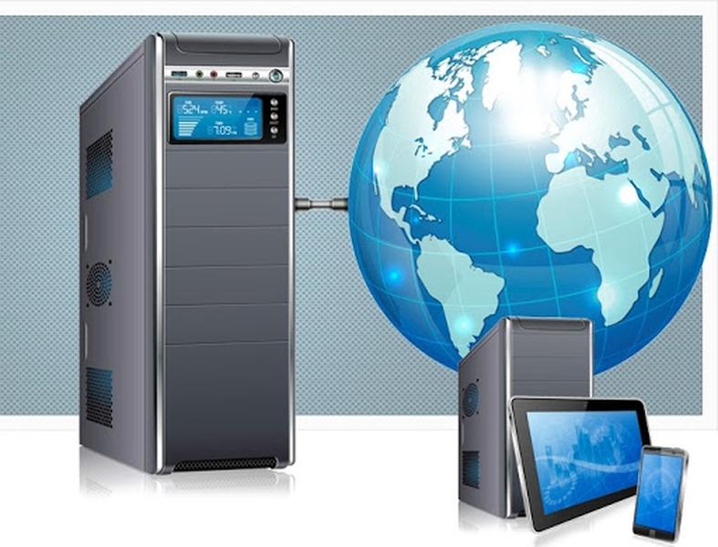 Виртуальный удаленный сервер
